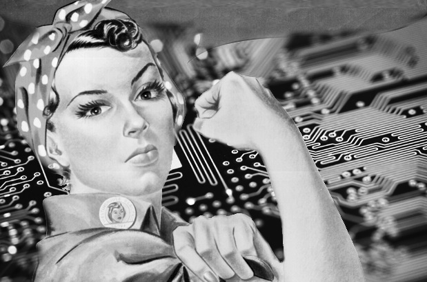 IT-Kanalen finns idag på plats! Women in tech 2017
