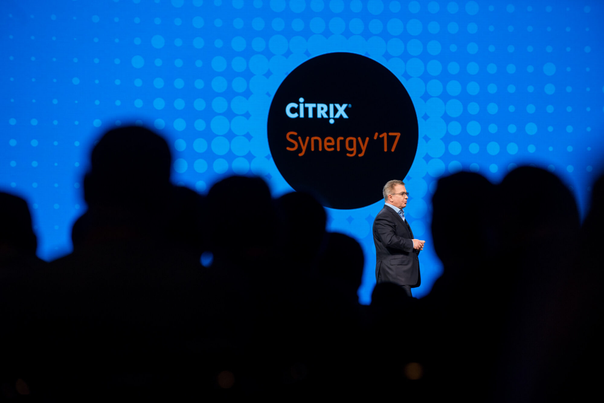 Citrix Synergy 2017- IT-kanalen fick förmånen att vara på plats