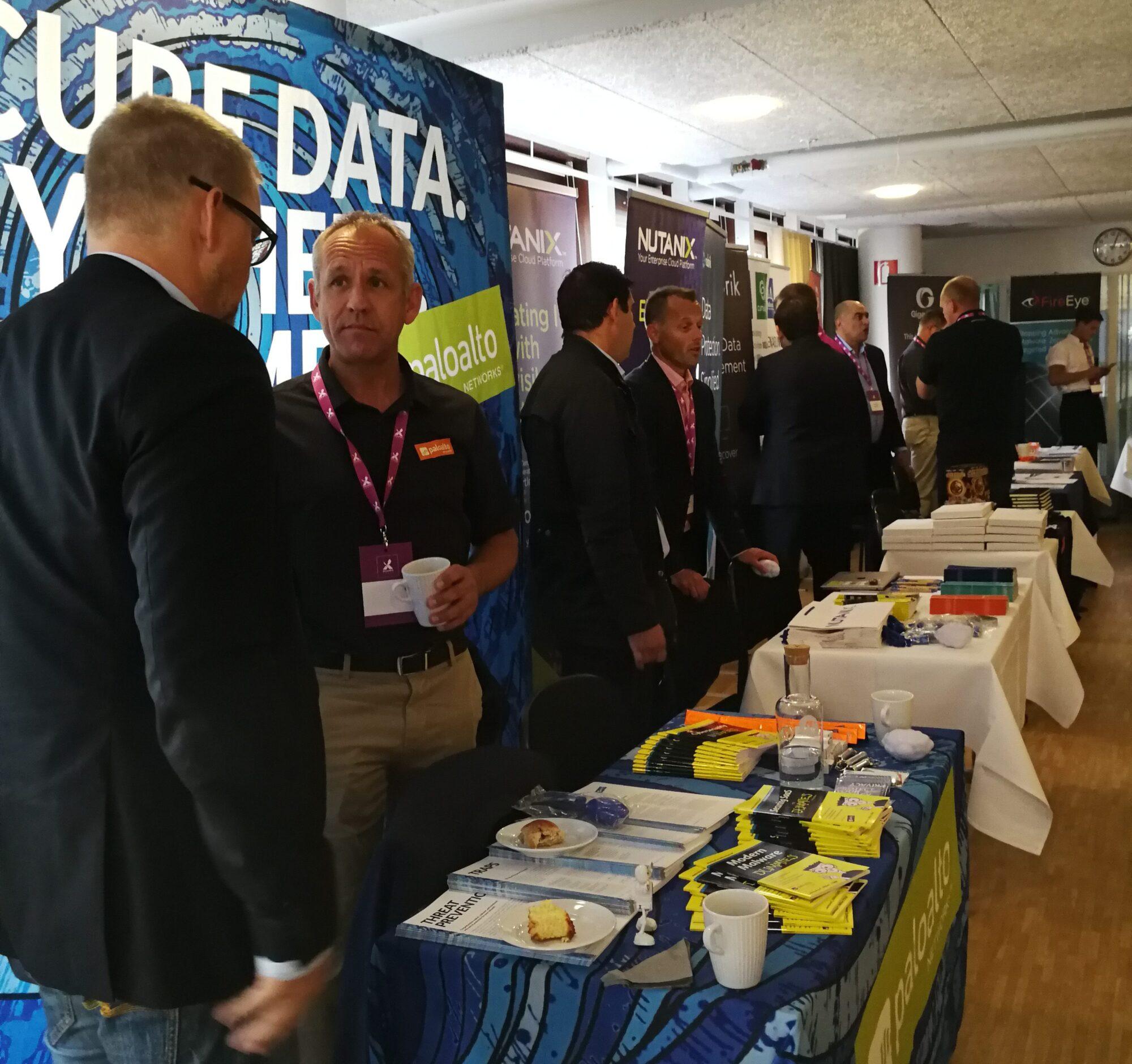IT-Kanalen besökte Exclusive Group årliga partnerevent, Club Exclusive