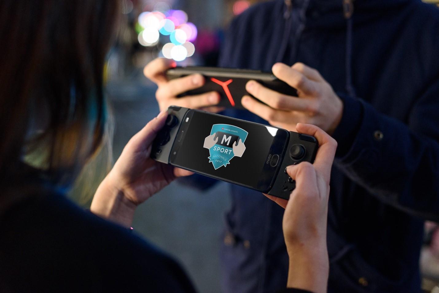 Är Moto Z2 Force + Gamepad Mod världens bästa speltelefon?