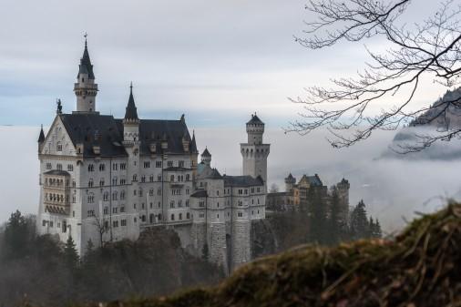 Uber förvarade nycklarna till slottet på fel plats