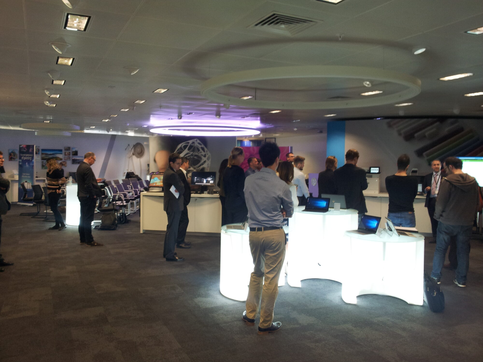 "HP Region EMEA  ""Innovation Summit – Security"""