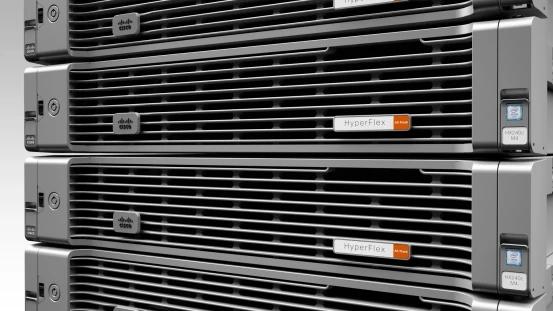 Cisco presenterar stor uppgradering av HyperFlex-plattformen