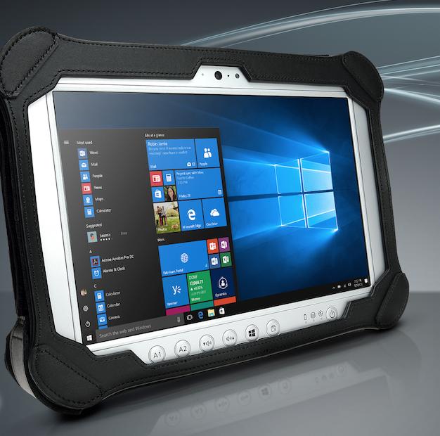 Nya Toughpad FZ-G1 ATEX – utformad för arbeten i explosionsfarliga miljöer