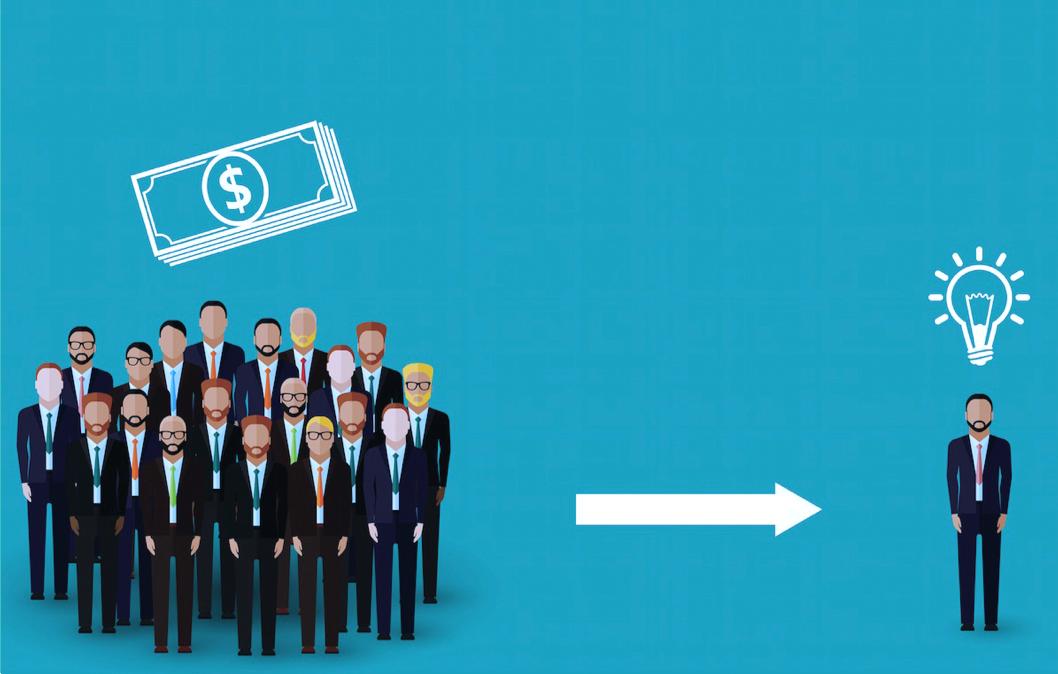 Främsta crowdfunding-plattformarna