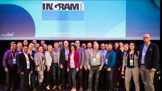 Ingram Micro – årets Cisco-distributör för tredje året på raken