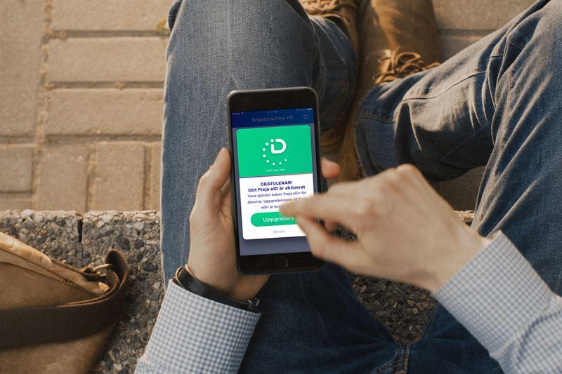 Svensk e-identitet ansluter sina tjänster till Freja eID