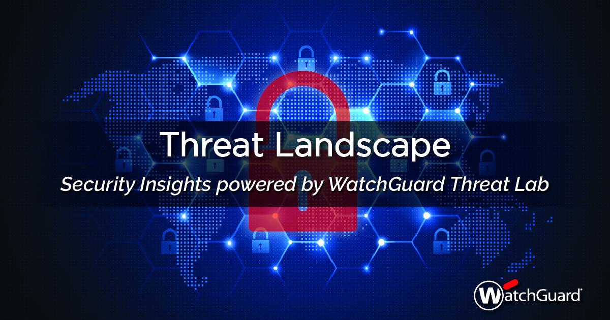 WatchGuard lanserar Threat Landscape ett verktyg för att analysera Firebox Feed data för att bättre förstå säkerhetshot