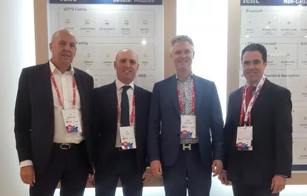 Telit och AddSecure i partnerskap kring smarta städer, smarta nät, larmsäkerhet och mer