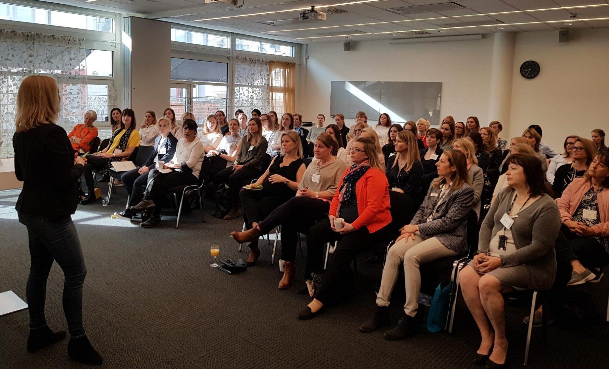 IAMCP Women in Technology växer hela tiden!