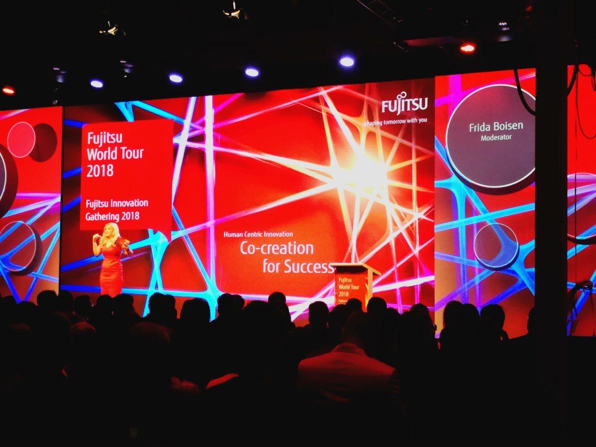 AI och social innovation i fokus på Fujitsu Innovation Gathering i Stockholm