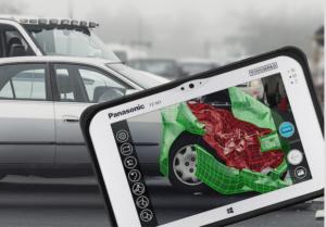 Nya Toughpad FZ-M1 – robust datorplatta som kan ta 3D-bilder i farten