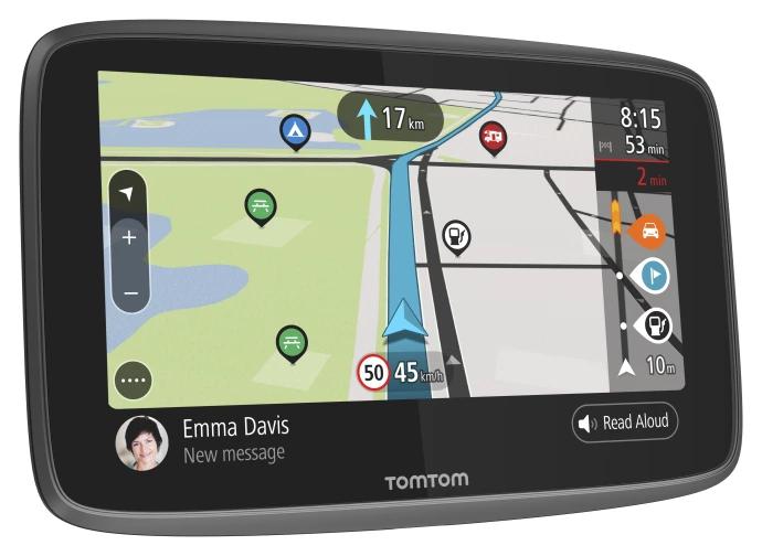 TomTom lanserar TomTom GO Camper: GPS för husbils- och husvagnsentusiasten