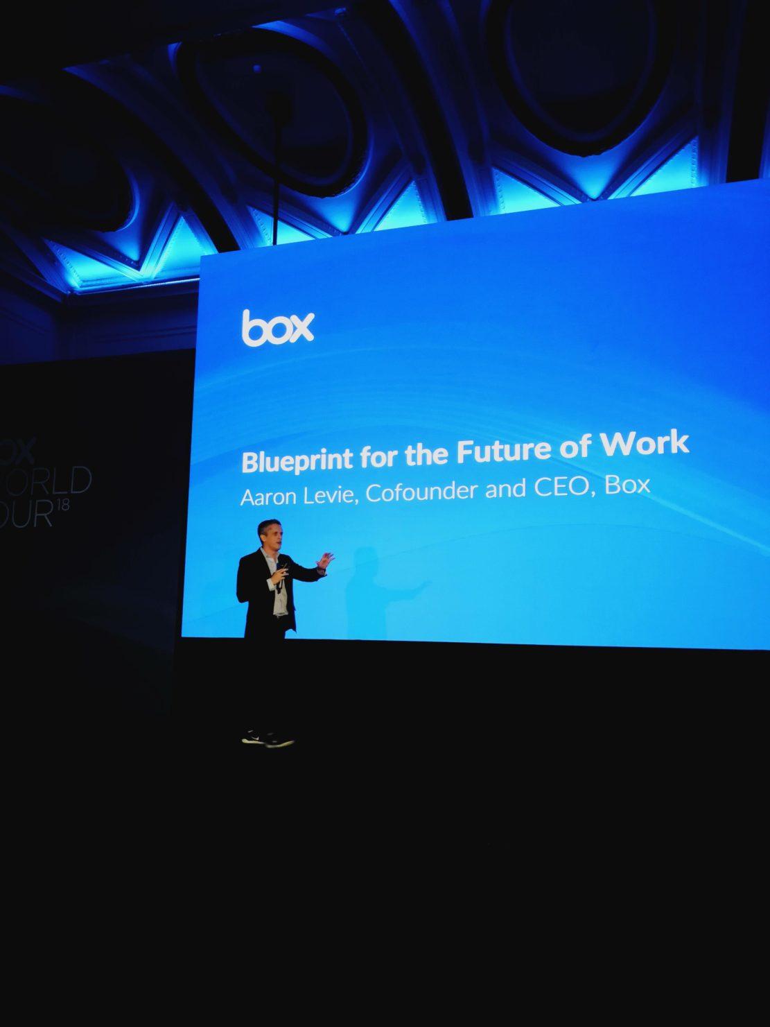 Box presenterar Box Zones med lagringsmöjligheter i flera regioner