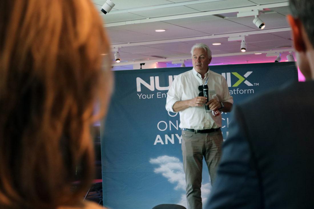 Nutanix firar sommaren med nytt kontor