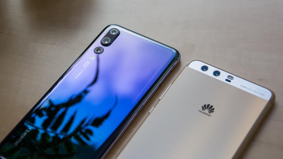 Huawei klättrar i Forbes Most Valuable Brands 2018