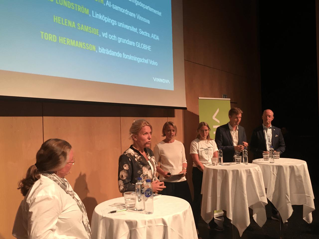 Snabbare tillämpning och samverkan bästa receptet för Sveriges AI-utveckling