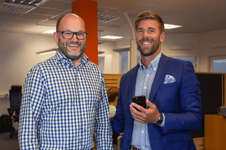 TelliQ laddar för internationalisering genom storaffär i Schweiz