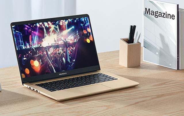 HUAWEI MateBook D – den perfekta laptopen för den som inte nöjer sig med annat än det bästa