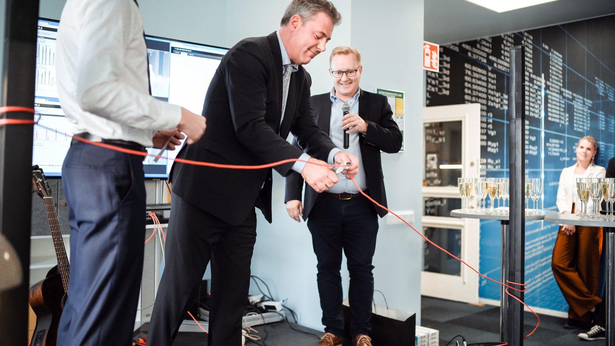 AceIQ inviger sitt nya, egendesignade kontor på Söderport i Kristianstad