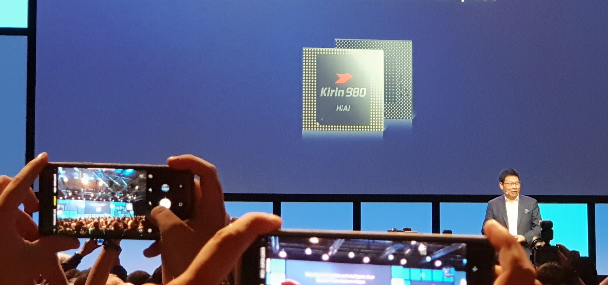 Huawei leder utvecklingen inom mobil AI