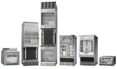 Cisco ASR 9000 router för 5G och multi-molntjänster