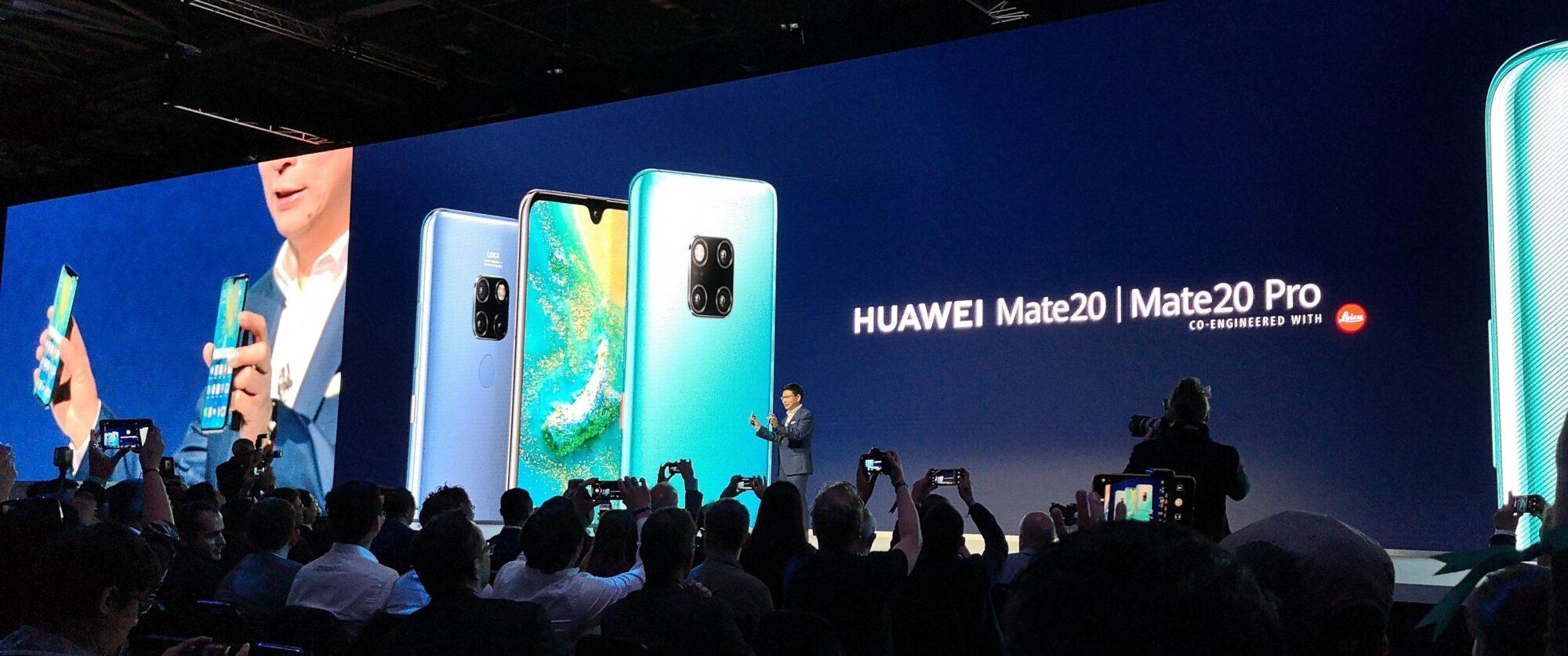 """Huawei """"Framtiden är redan här! Är Sverige redo?"""""""