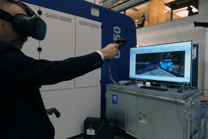 Industrins digitalisering i fokus