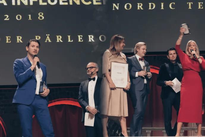 De blev Årets digitala influencer och Årets eQualizer 2018