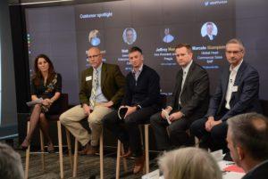 Ekosystemet stod i centrum på SAP partnerforum i New York
