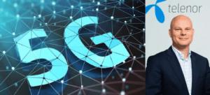 Telenor och Tele2 vinner frekvens för 5G – plan för rikstäckande utrullning i Sverige klar