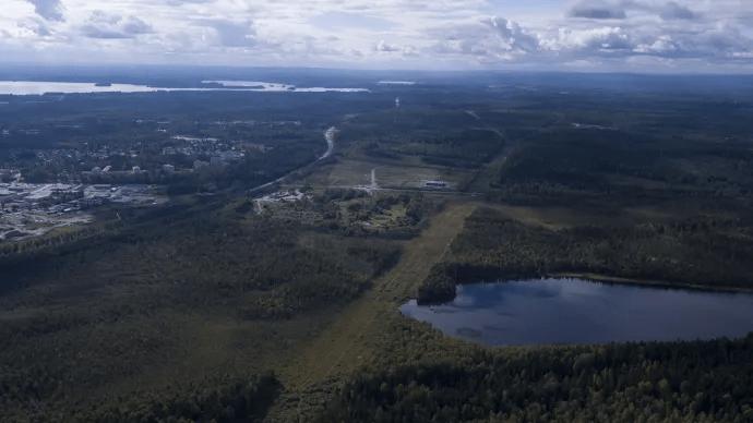 Två kommuner i Stockholmsregionen säljer mark till Microsoft