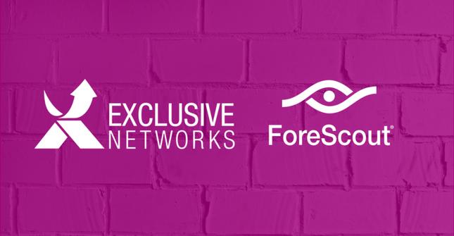 Exclusive Networks presenterar en deras nya leverantör – Forescout