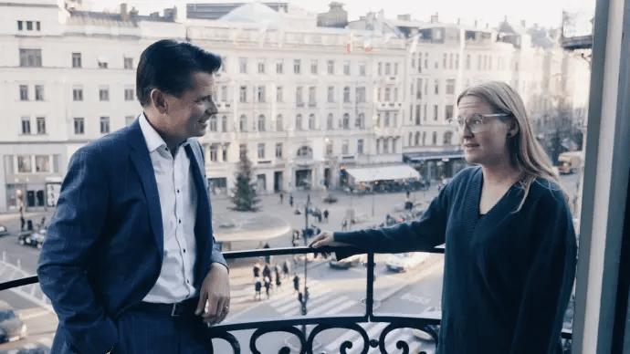 Digitala Influencer-podden avsnitt 10: Helena Samsioe, GLOBHE Drones