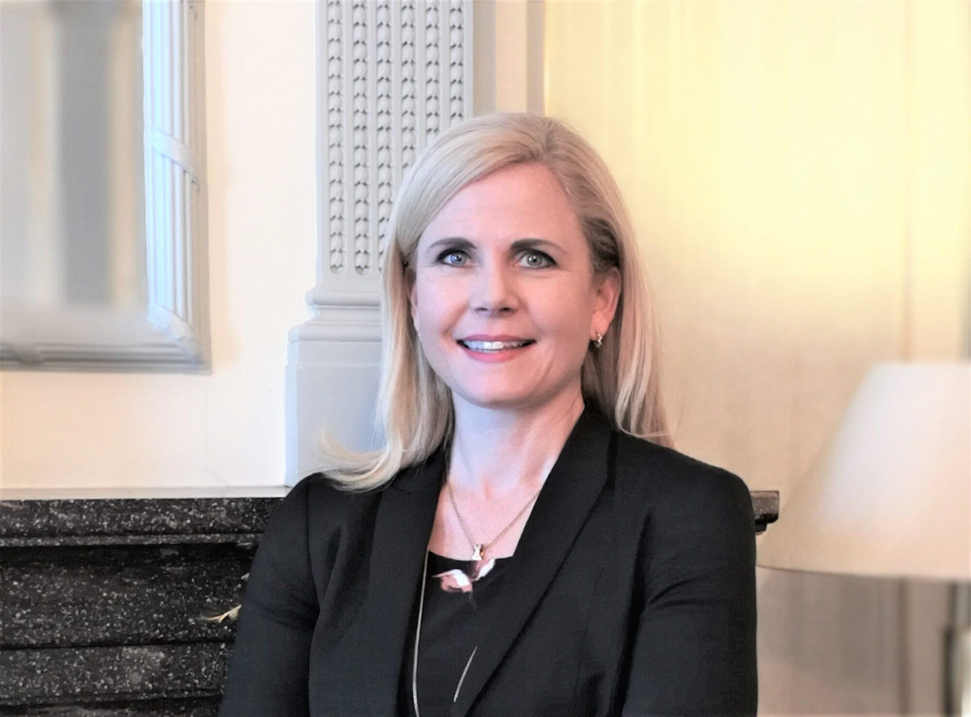 Karin Schreil blir EVRY Sveriges nya VD