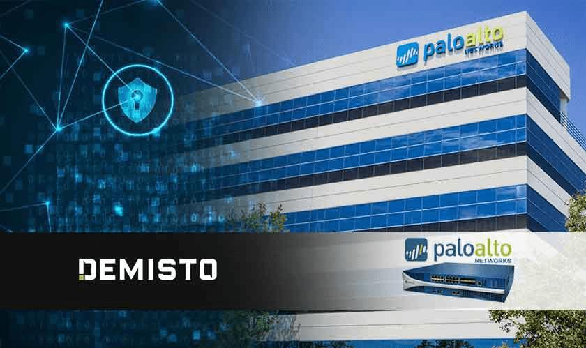 Palo Alto Networks förvärvar Demisto