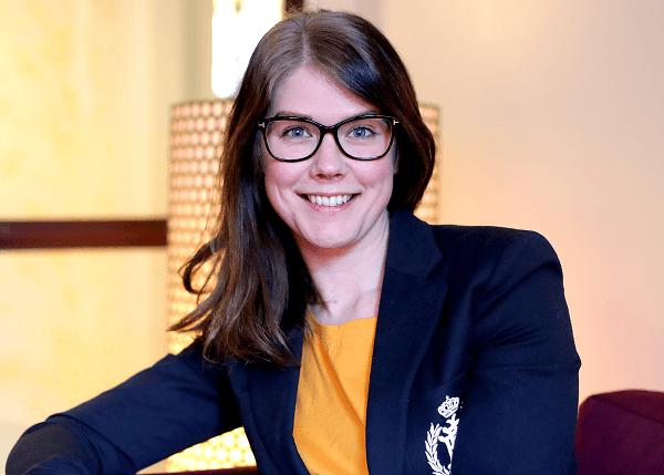 Jessica Nordlander är Årets Innovativa Ledare 2019
