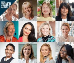 Framgångsrika kvinnor på Sigmas nätverksträffar
