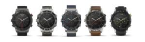 Garmin presenterar MARQ Collection: en serie med lyxiga uppkopplade tool watches, designade för att bemästra det liv som du lever