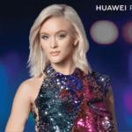 Zara Larsson frontar Huaweis nya smartphone