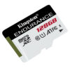 Kingston Digital introducerar nytt High Endurance microSD-kort