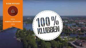 Atea är finalist till Årets samhällsbyggare med 100 %-klubben 4