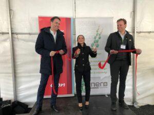 Binero Group och E.ON inviger miljösmart datacenter i Vallentuna 3