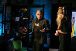 UNIT4s helt nye VD pratade framtidsplaner på egna konferensen 4