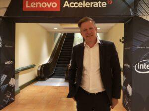 Flera intressanta nyheter på Lenovo Accelerate 2019 5