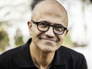Microsofts VD Satya Nadella besöker Sverige idag 2
