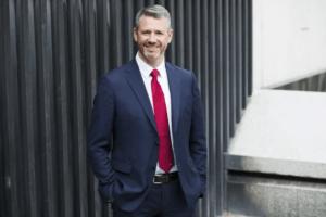 Ny koncernchef på plats: Arne Norheim klar för Webstep 2