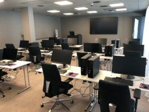 Lexher och Red Hat samarbetar kring nytt utbildningscenter i Kista 3