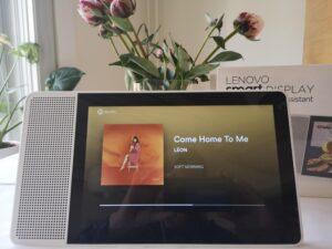 Lenovo Smart Display – styrenheten för det smarta hemmet kommer till Sverige 3