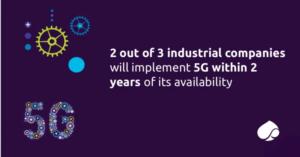Svenska industriföretag är redo för 5G – trots att strukturen inte är på plats ännu 3